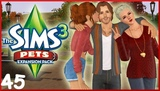Let's Play The Sims 3 Pets - (Part 45) - Walking, Talking, UNICORN.