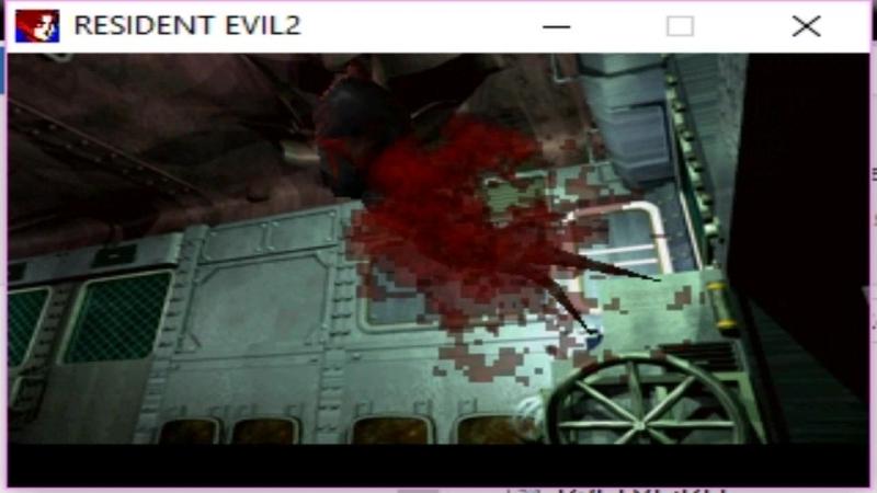 Resident evil 2. Leon B. 1