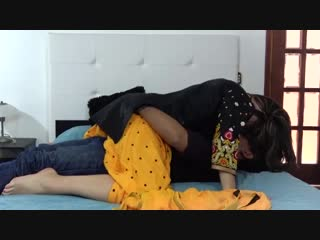 Indian step sister fucking brother-desibombs.com
