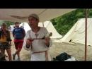 Крымский военно исторический фестиваль Лекция о народных инструментах Сергей Плотников