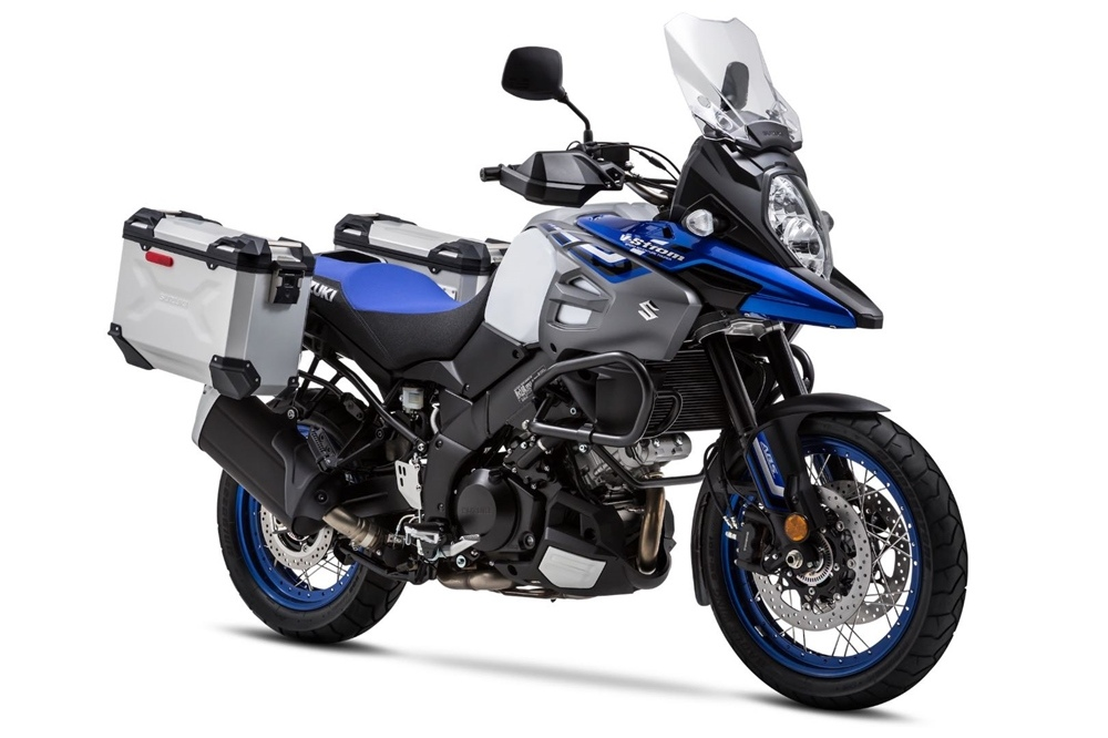 Турэндуро Suzuki V-Strom 1000XT 2019