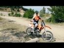 В шлеме: Как переезжать препятствия на мотоцикле (начальный уровень).