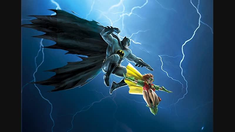 [FANDUB] Batman El Regreso del Señor de la Noche P1 (El Dúo Dinámico Reunido)