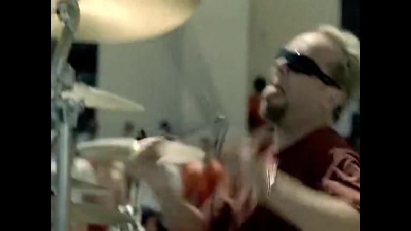 METALLICA SAINT ANGER клип снят в реальной тюрьмеСША 480p