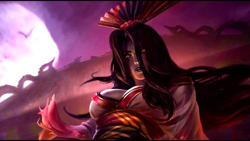 Идзанами, Мать Умерших (Izanami) ► Обзор