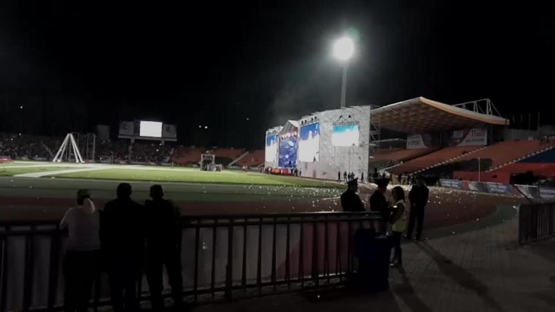 Донецк,Олимпийский_концерт Газманова