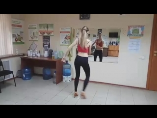 BACHATA LADY / ALINA LARINA / DONETSK