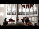Орган кларнет клавесин