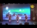 DANCE KNK S Танец Народов Севера трио КНК СТУДИЯ на Golden DANCE SHOW