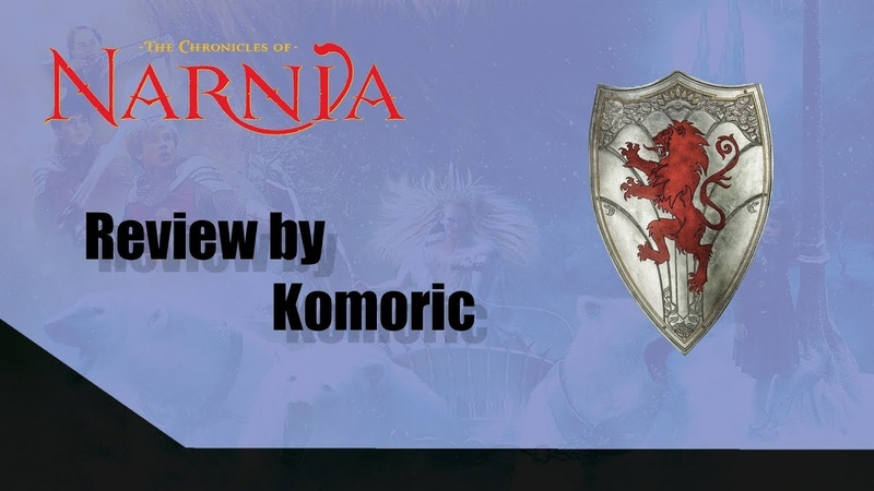 Komoric Review The Chronicles of Narnia The Lion the Witch and the Wardrobe video game