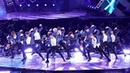 [fancam] 181014 Wanna One - Energetic @ BBQ x SBS Super Concert в Сувоне