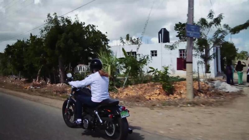 Sergey Alina 05 02 18 Dominikana Punta Kana