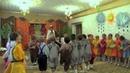Игра Плетень на осеннем утреннике 2014 в старшей группе