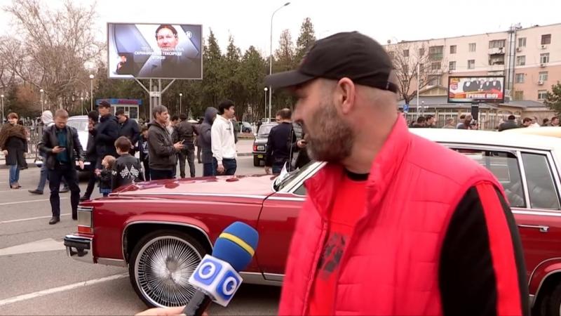 Фестиваль ретро-автомобилей проходит в Шымкенте_HD.mp4