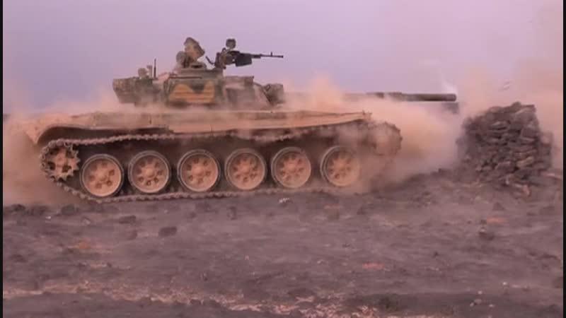 Прямой наводкой по ИГИЛ уникальная операция сирийской армии