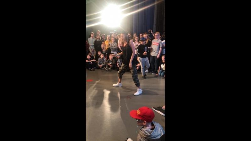 KIDZ прорыв 2018/ Dance OPERA/Dancer Танк(Идрисова Алиса)