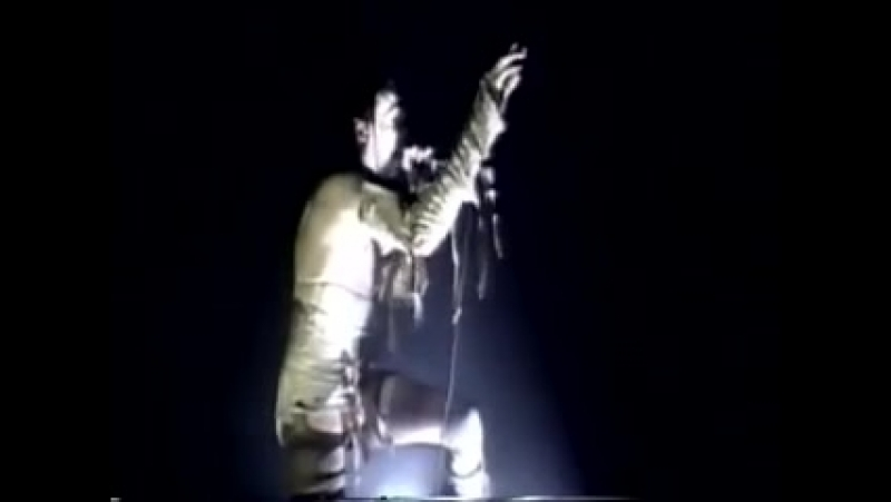 Marilyn Manson Angel With the Scabbed Wings