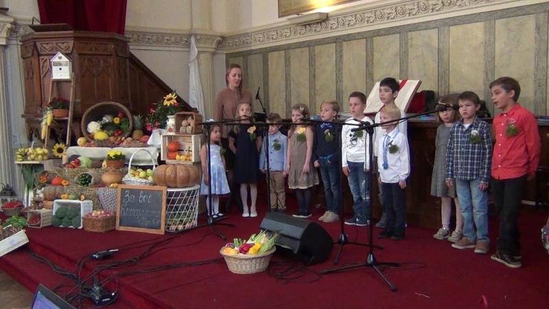 Как прекрасен Божий мир детское прославление. Церковь Живые Камни г. Париж