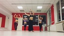 Arms Improvisation. Tribal Fusion Dance. AnimA