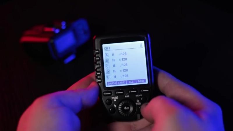 StrobiusREVIEW _ Godox X Pro - TTL HSS передатчик для Canon и Nikon