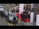 Сэм Хьюэн и Катрина Балф  на церемонии BAFTA TV май 2018