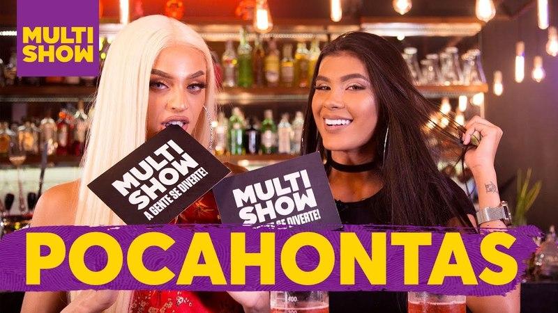 Pocahontas Pabllo Vittar | Destilando Haters | Música Multishow