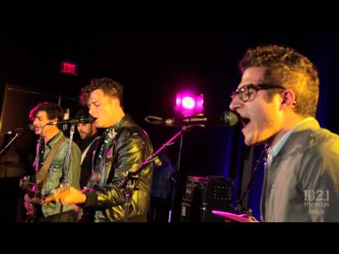 Arkells - Whistleblower (Up Close and Personal Live at the Edge)