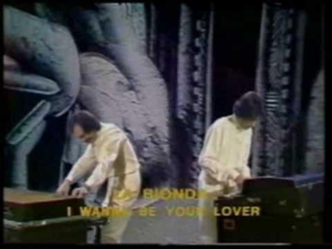 La Bionda - I wanna be your lover (Discoring)