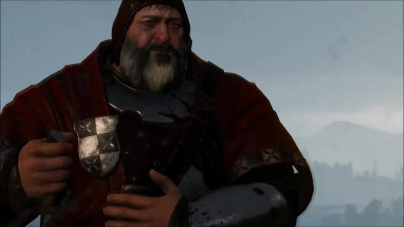 Ведьмак 3 Дикая охота - Барон