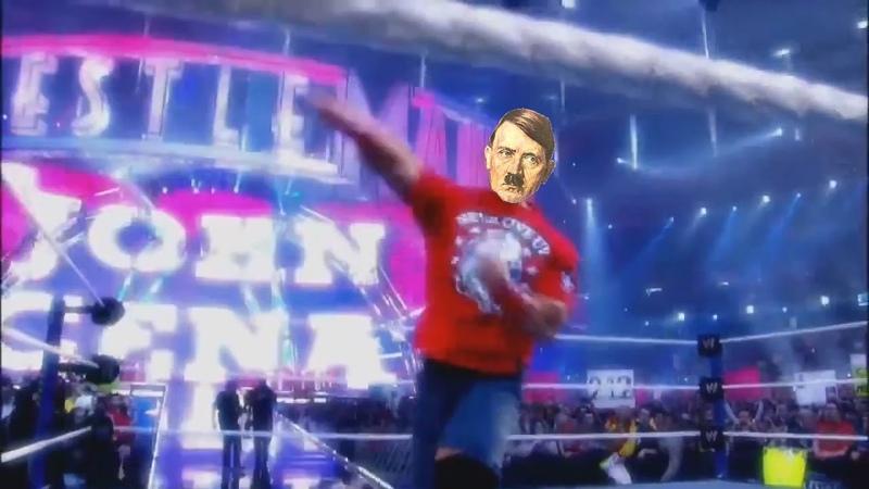 And his name is ... Adolf Hitler (John Cena Parodie)