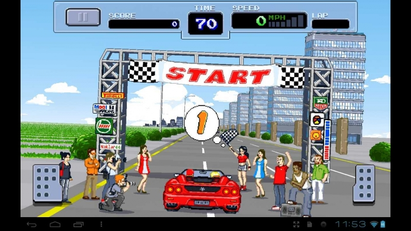 Final Freeway 2R - Android