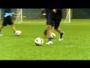 Академия футбола Урок №6 Финт Мэтьюза