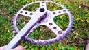 Крутая самоделка/НЕ выбрасывайте звёздочку от велосипеда! Сделай и себе это простое приспособление