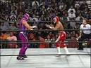Rey Mysterio vs Mr. JL (WCW Monday Nitro 23.12.1996)