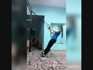 Петли трх. Фитнес клуб ФОРМА.