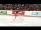 Алина Загитова -ПП. Nebelhorn Trophy 2018