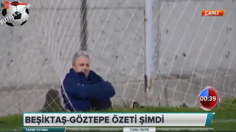 Takım Oyunu 7 Nisan 2018 Tek Parça Beşiktaş 5 - 1 Göztepe Maç Sonu Yorumları