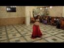 Фестиваль Арабского танца Восточная Краса. Шелкова Виктория. Шоу Испания