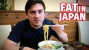 DON'T GET FAT IN JAPAN