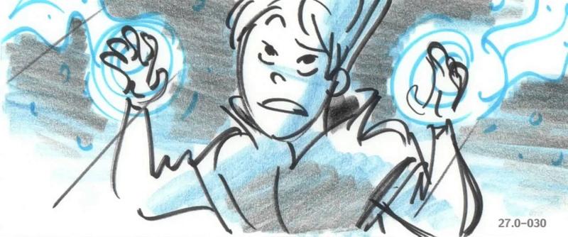 Disney Frozen Deleted Scene Never Underestimate The Power Of Elsa