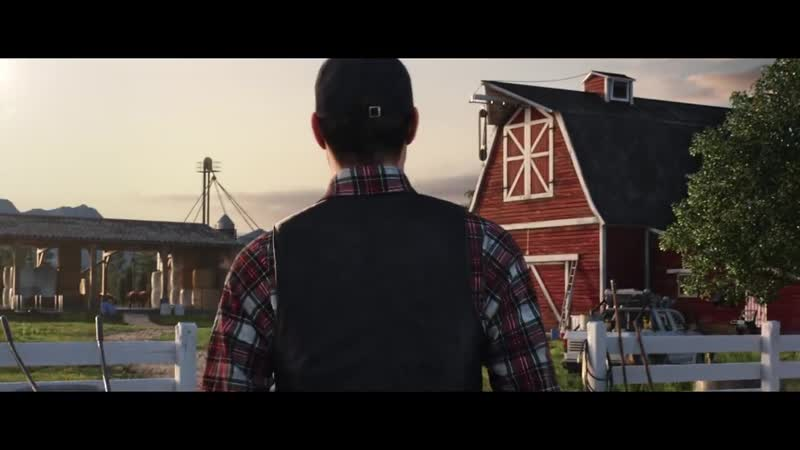 Farming Simulator 19- Official CGI Reveal Trailer