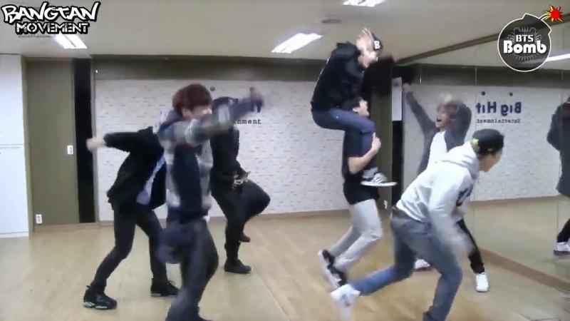 V SUB BANGTAN BOMB BTS War of Hormone dance performance Real WAR ver mp4