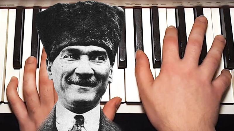 Manastır Türküsü Manastırın Ortasında Can Piyano