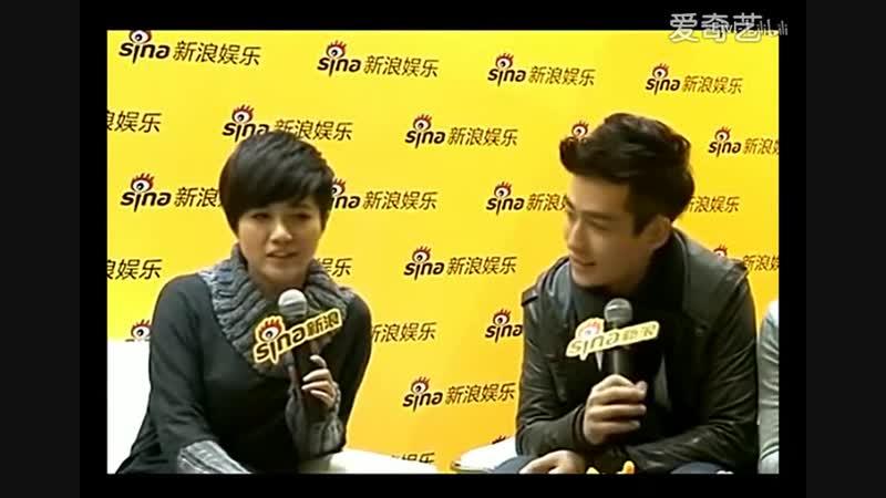 Интервью: Чжу Илун для интервью Sina Weibo《Домашний банкет》@ 09.12.2014