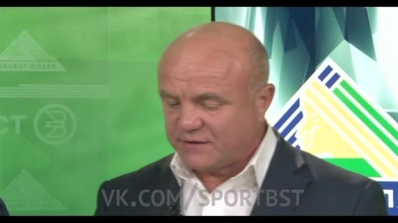 Как Рамиль Юлдашев оценил игру звена легионеров Салавата Юлаева?