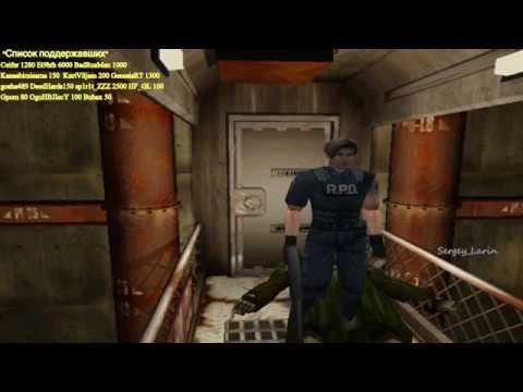 Resident Evil 2 Overhail Mod 1.7.1 Часть 3.5 Преграда пройдена (вне стрим часть)