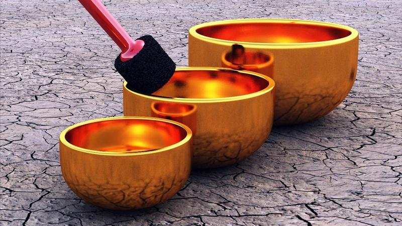 Cuencos Tibetanos para Limpiar y Activar los Siete Chakras - Musica Relajante