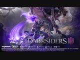 Darksiders III (2018) - трейлер игры