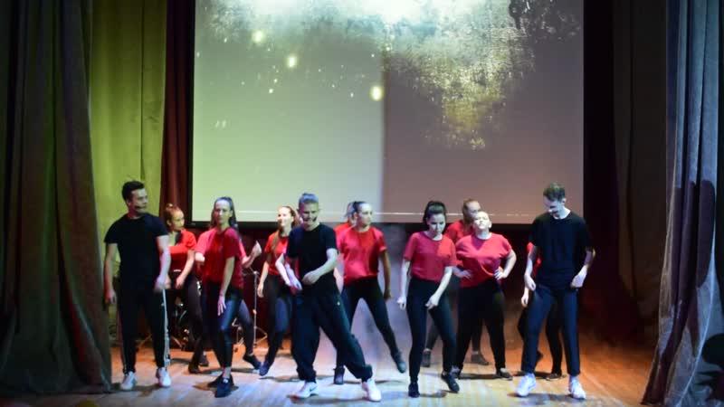 Школа Студвесны, направление Танец