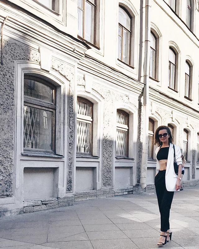 Саша Абдугапарова | Санкт-Петербург